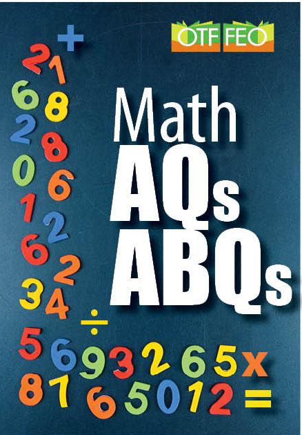 Ontario Junior Math Resources | Superb lesson ideas and